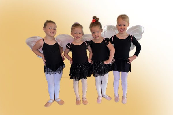 Dance Lessons for 4 year olds