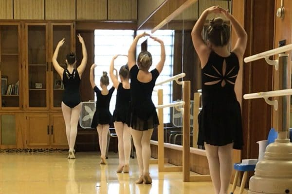 Dance Training Enrollment in Batesville, Indiana