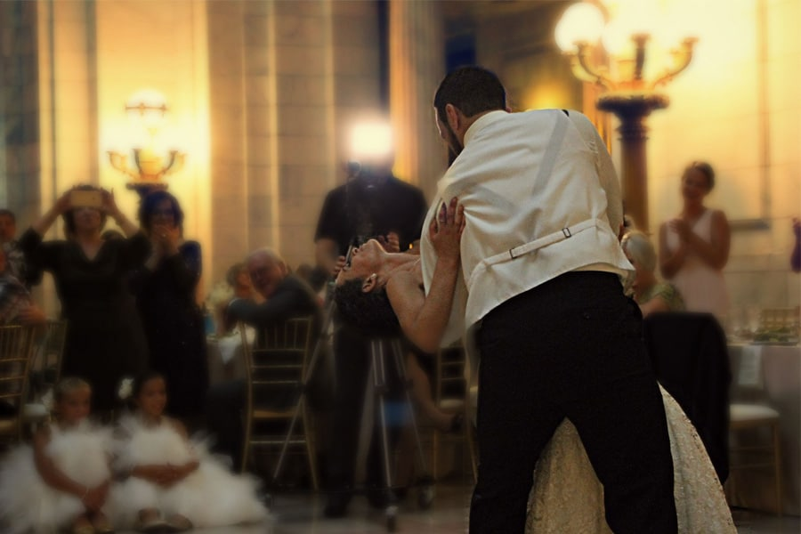 Wedding Dance Lessons in Batesville, Indiana